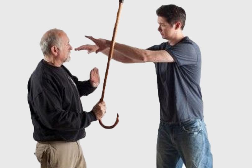 Defensa Personal para la tercera edad
