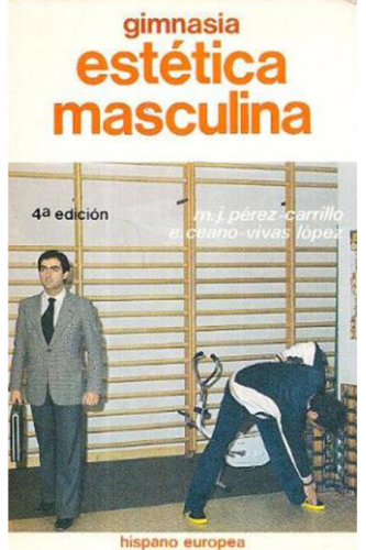 Gimnasia estética masculina